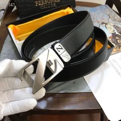 20新款商务休闲男士牛皮自动扣皮带 搭配精致钢扣时尚百搭款男腰带