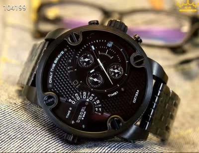 精品商务休闲男士电子手表 搭配进口石英机芯蓝宝石镜面男腕表