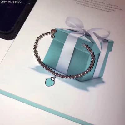 【信一优皮库】 2020新款 手链 钛钢韩版女爱心/水滴/铃铛通用 包邮