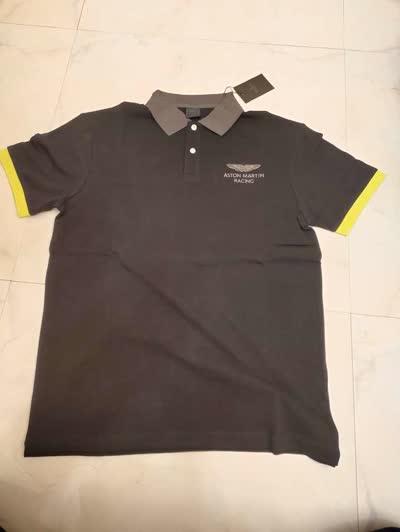 (正)HACKETT联名阿斯顿马丁男士polo衫