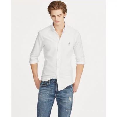2020春款男装韩版休闲衬衫