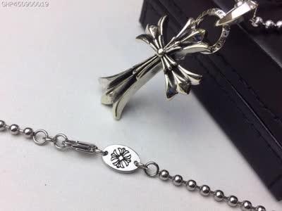 【信一优皮库】 2020新款复古项链 中长挂链韩版男女通用