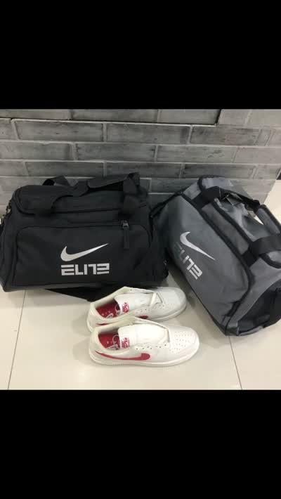 新款旅行包休闲手提包户外篮球足球潮流男包