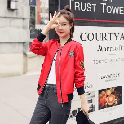 时尚潮流舒适短外套休闲2020年春季气质修身个性