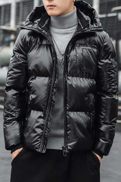 棉衣男士外套2019冬季新款潮牌加厚短款棉服韩版潮流羽绒冬装棉袄