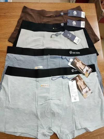 都市男士品牌内裤3条一组。L一3L,100-120L120-140XL140-160,2XL