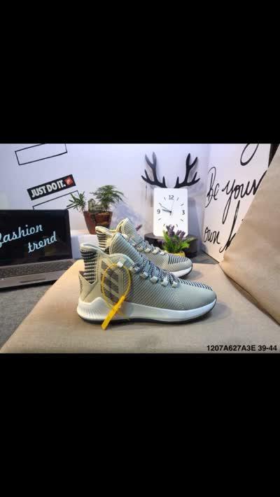 阿迪达斯Adidas Duramo Slide-2男子复古冬季保暖高帮休闲鞋!1207A627A3E