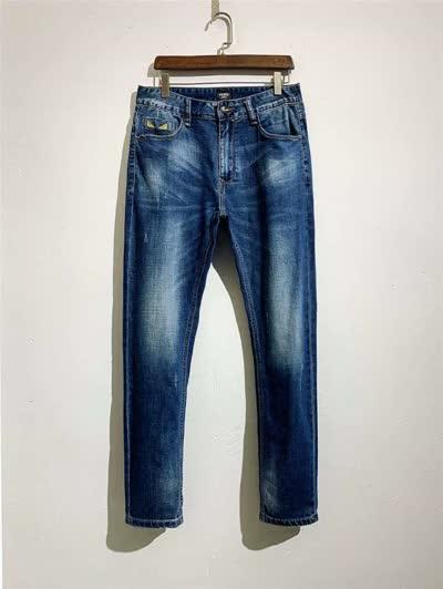 高端新款牛仔裤