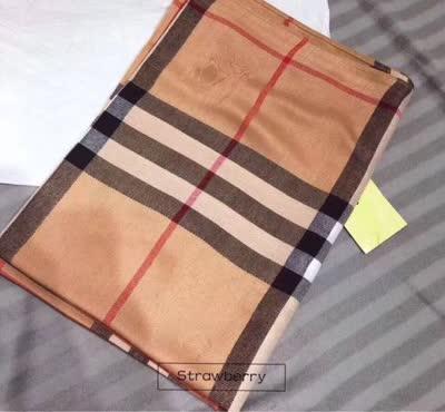 原单品质 格子围巾