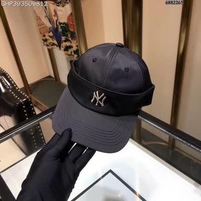 19年新款潮流男女通用款帽子 时尚休闲款棒球帽百搭鸭舌帽军帽礼帽