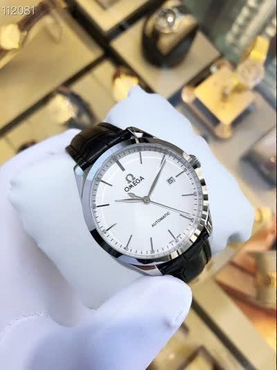 精品商务男士机械手表 搭配进口机芯蓝宝石镜面男腕表