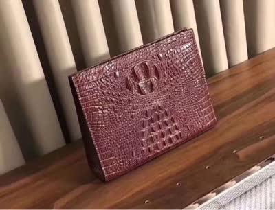 20新款潮流男士牛皮手拿包 多卡位大容量手包时尚信封包百搭手抓包