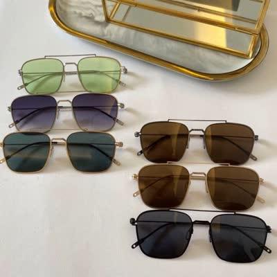 原版MON龙 超轻镜架 型号:MB0050  官网原版新款 新品时尚太阳眼镜墨镜